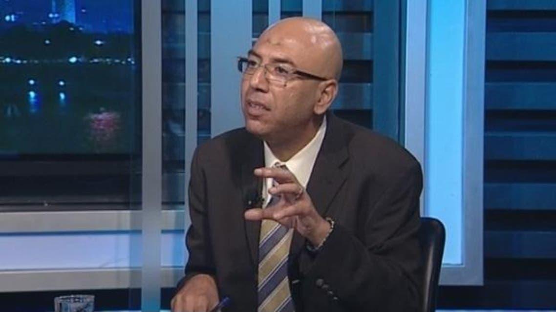 الخبير الأمني المصري خالد عكاشة