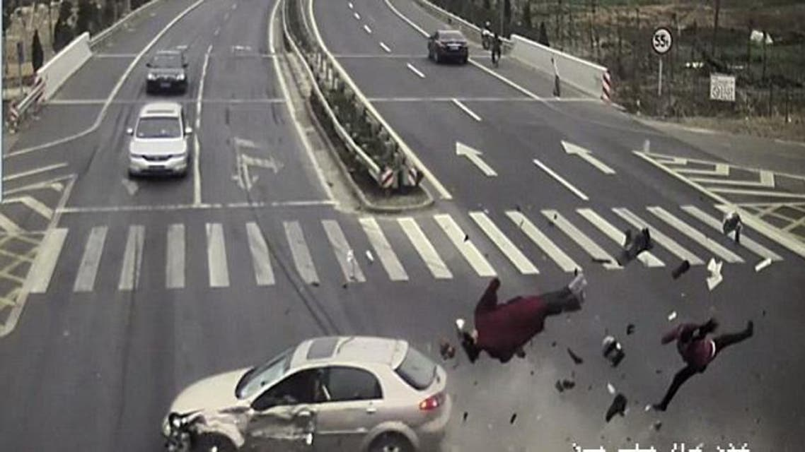 China Accident