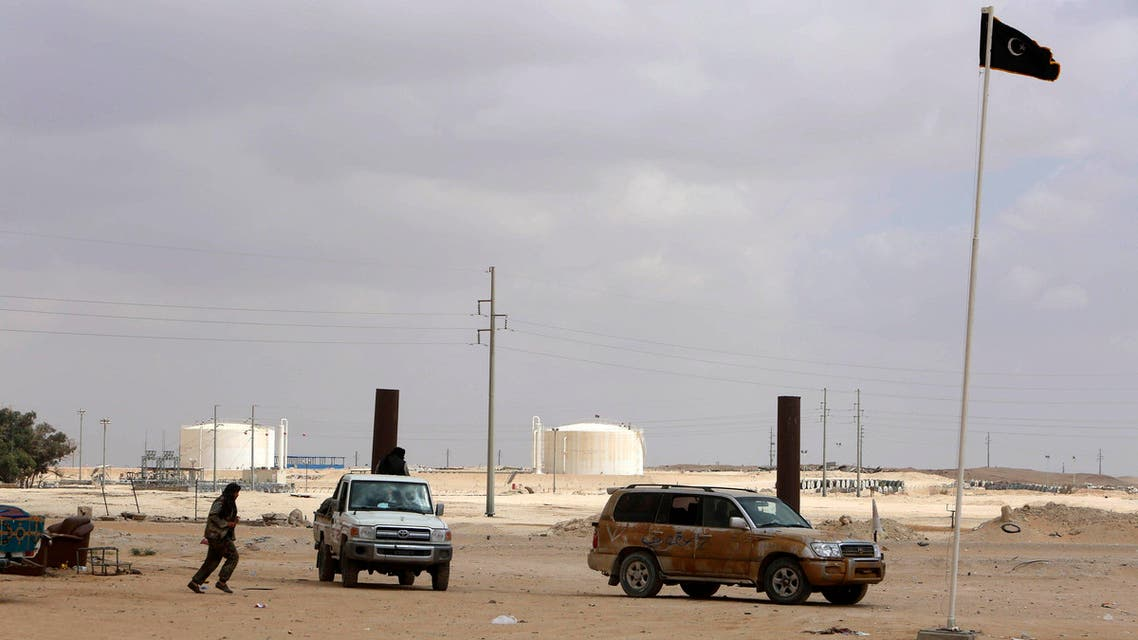 libya rebels oil reuters