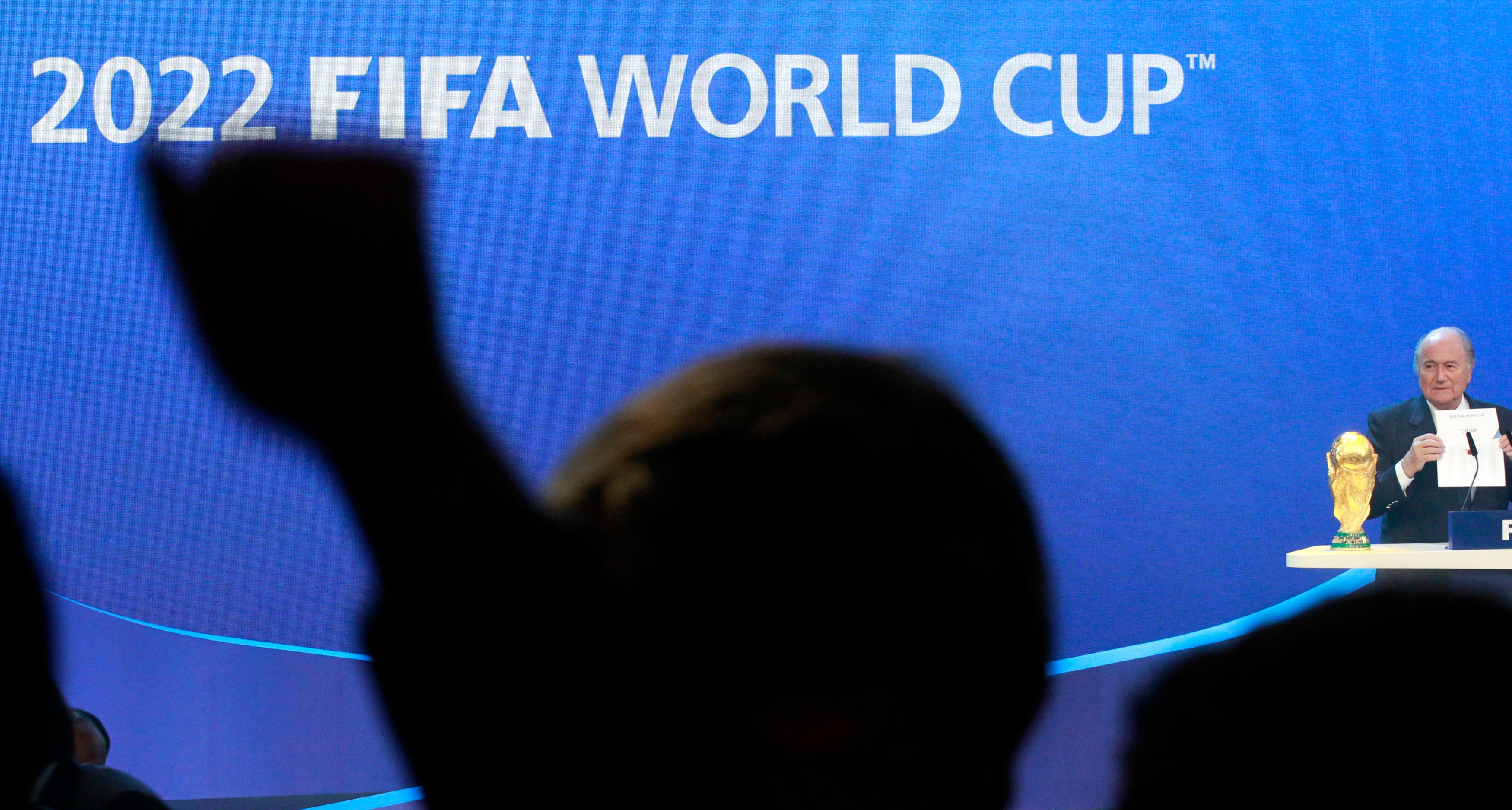 FIFA has faced many questions over the Dec. 2010 decision to award Qatar the 2022 World Cup. (File photo: Reuters)