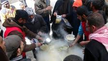 Syria's besieged Yarmouk camp gets U.N. aid