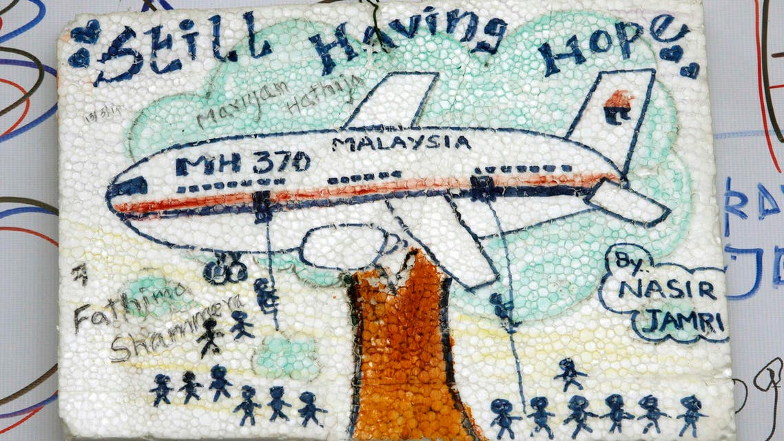 Well-wishes for the missing  Malaysia Airlines Flight MH370