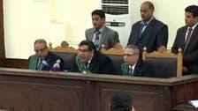 إحالة أوراق 31 متهما للمفتي في قضية اغتيال النائب العام