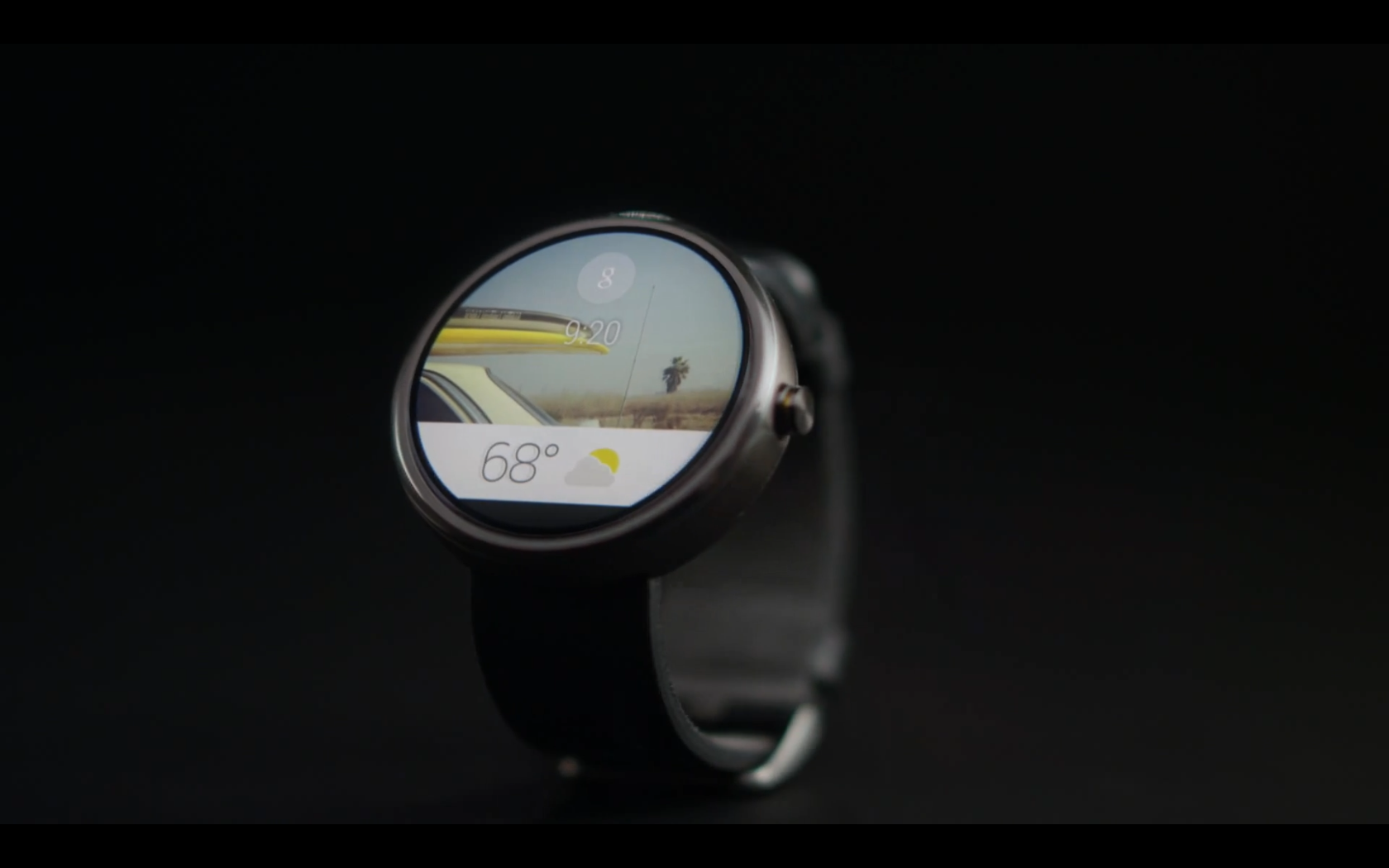 Google published a video on its blog showing features that Android 'smartwatches' may boast. (Image courtesy: Google)