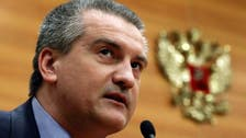 Crimean PM says will not allow Ukrainian ministers into region