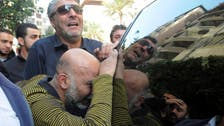 Lebanese army detains 15 near Syria border after protest