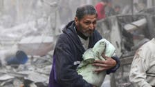 Syria government airstrikes kill at least 14