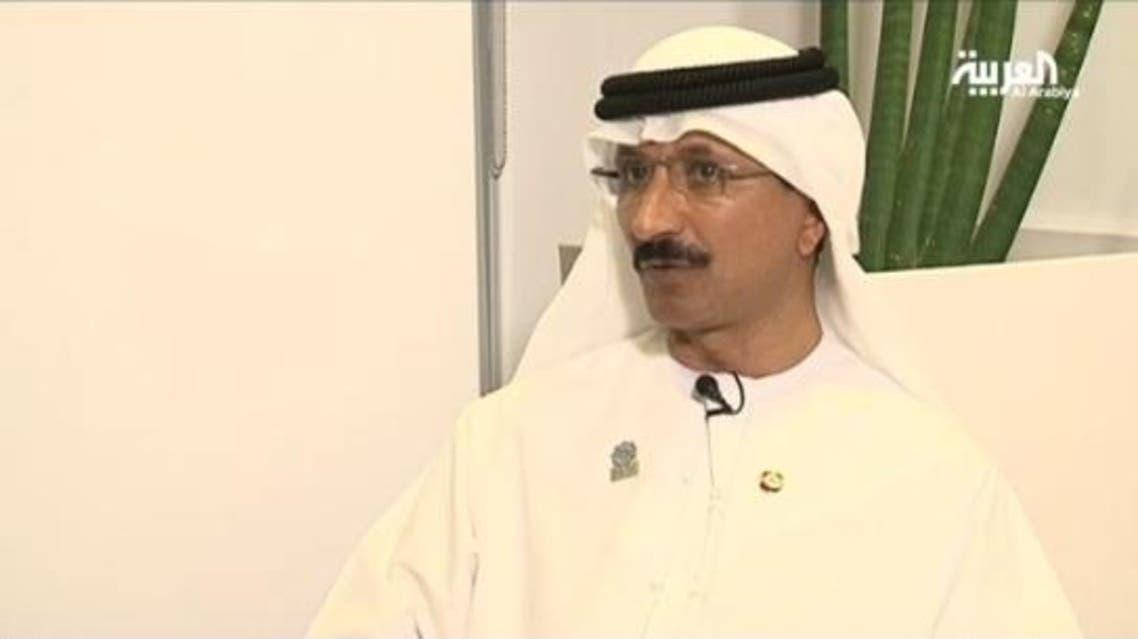 رئيس مجلس إدارة شركة موانئ دبي العالمية، سلطان أحمد بن سليم