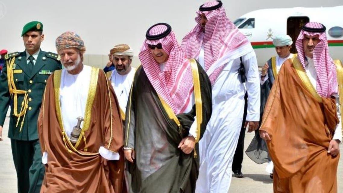 بن علوي في الرياض ويستقبله سعود الفيصل