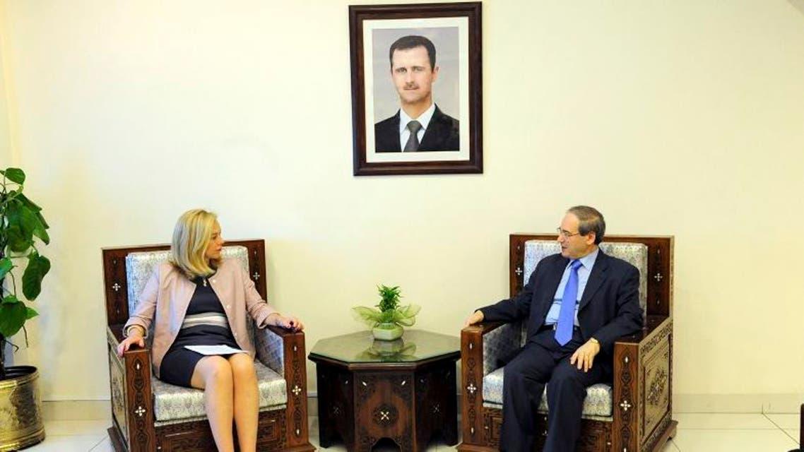 syria w