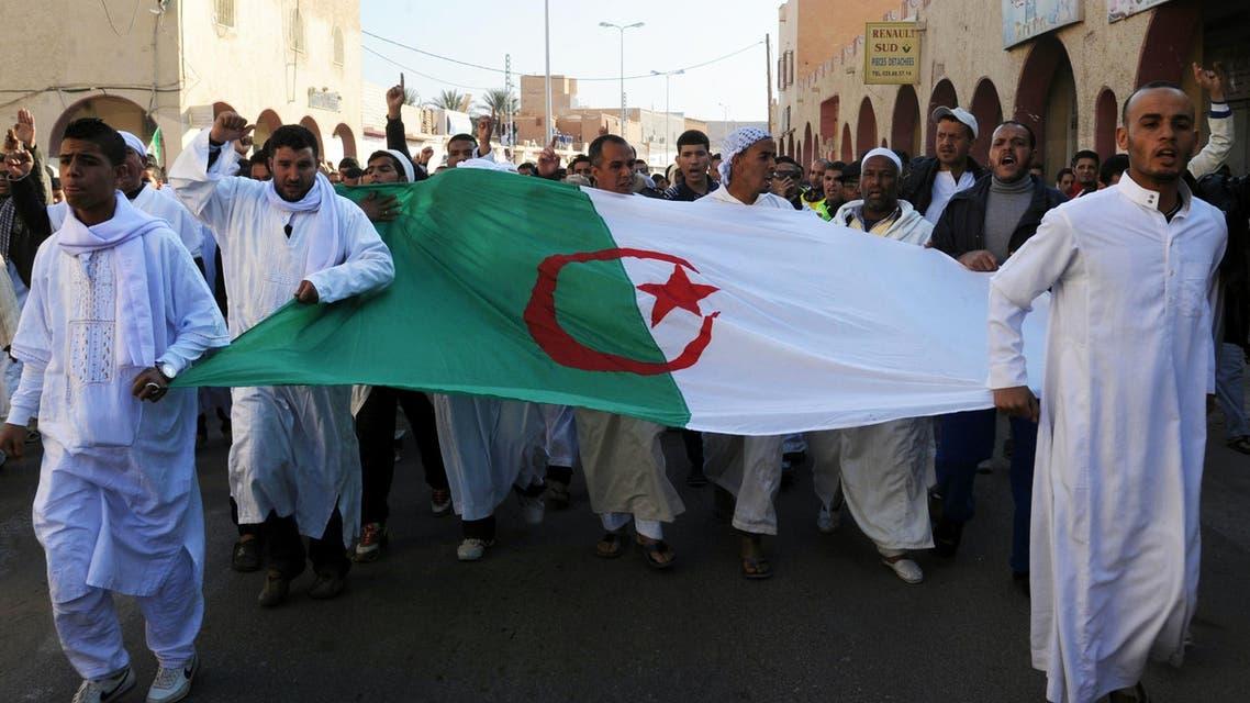 أحداث غرداية الجزائرية