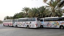 Magical mystery tour: ArtBus Dubai showcases creative underworld