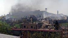 شامی فوج کا صلیبی دور کے قلعہ پر قبضہ،40 باغی ہلاک