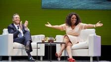 Oprah gives Starbucks tea a celebrity shot