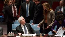 U.S., Russia exchange threats at tense U.N. meeting
