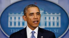Obama urges Iran to seize nuclear talks opportunity