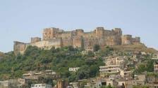 النظام يقتحم قلعة الحصن المحاطة بالقرى الموالية