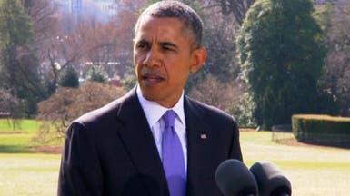 أوباما: سنفرض مزيداً من العقوبات على الاقتصاد الروسي