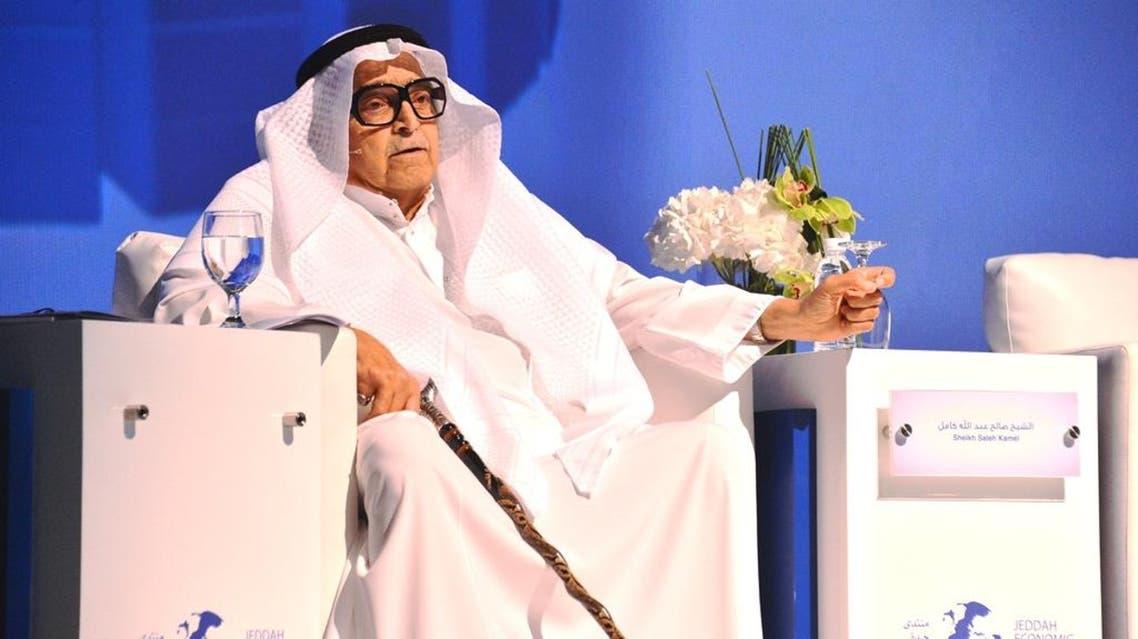 sheikh saleh kamel jeddah chamber saudi reuters