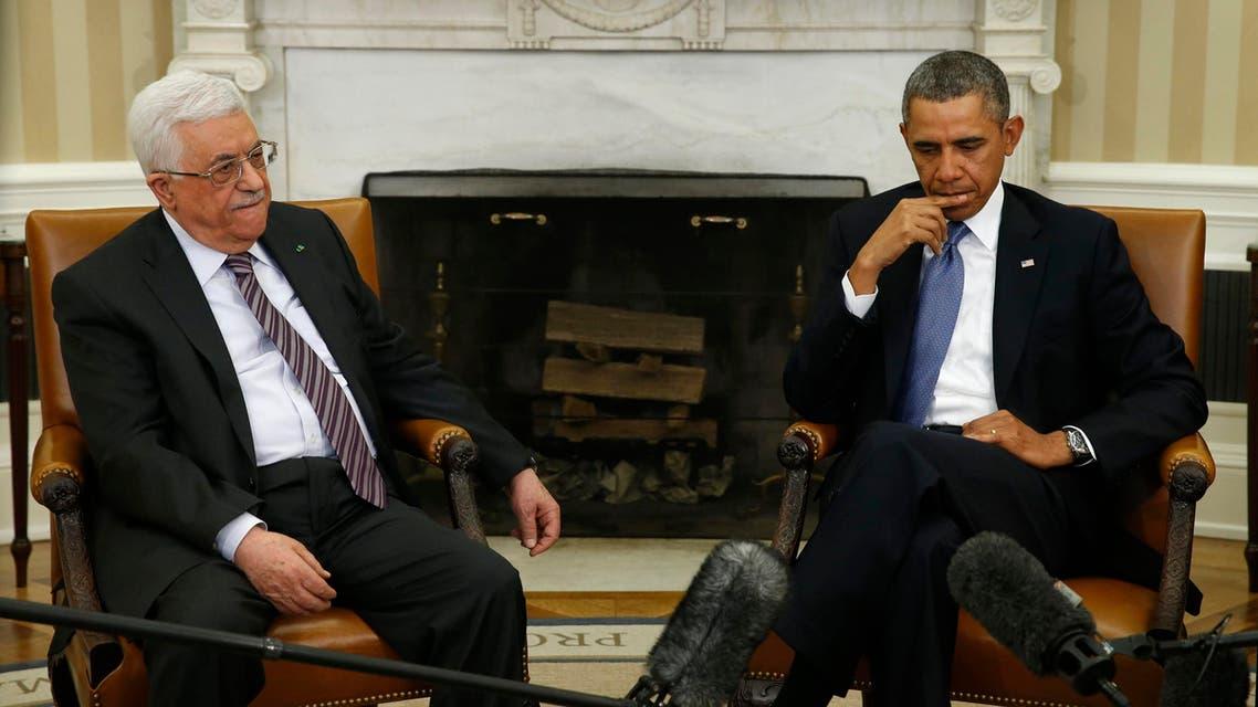 abbas and obama reuters