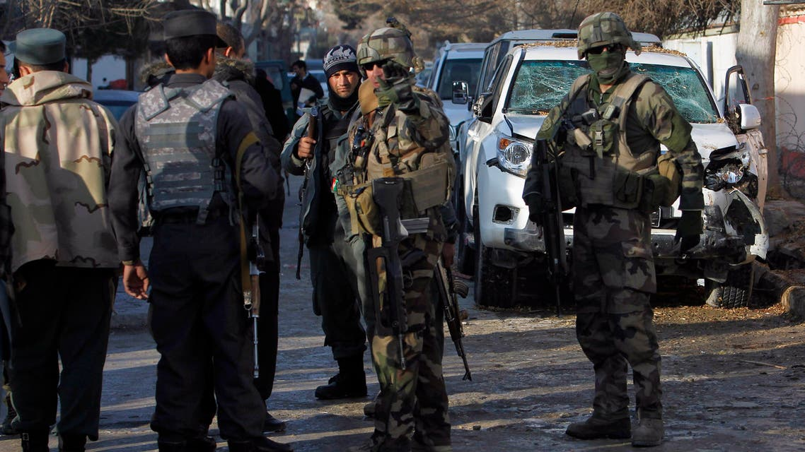 kabul police reuters