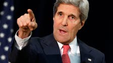 Kerry calls Netanyahu after anti-U.S. remarks