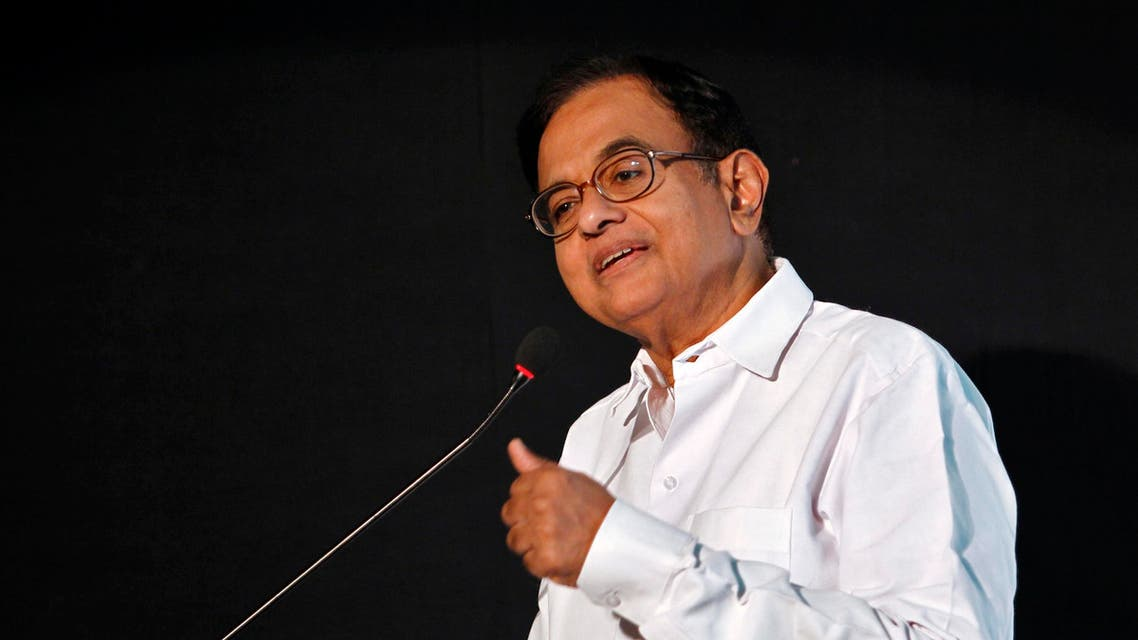 India's Finance Minister P Chidambaram visited Riyadh in January this year. (File photo: Reuters)