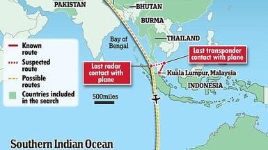 """الاتصالات بين الأرض و""""الماليزية"""" تزيد اللغز تعقيداً"""