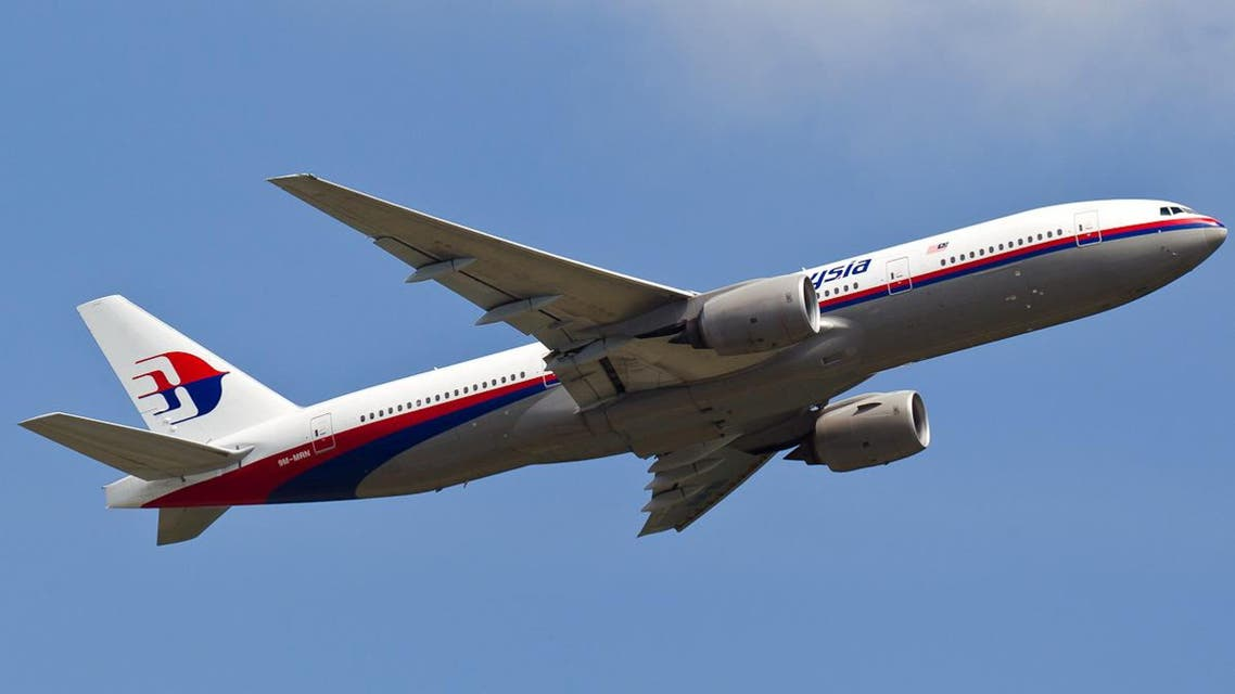 الطائرة الماليزية بوينغ 777