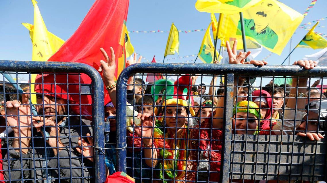Nowruz celebrations in Turkey
