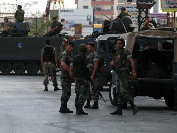 الجيش اللبناني: مسلحون غرباء قتلوا وخطفوا جنودنا