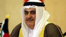 البحرين: نقف مع السعودية والإمارات في مواجهة الإخوان