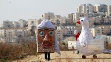Israel promotes plans for 2,372 settler homes in the West Bank