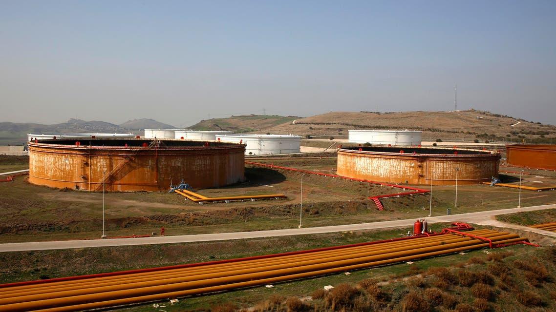 oil tankers reuters