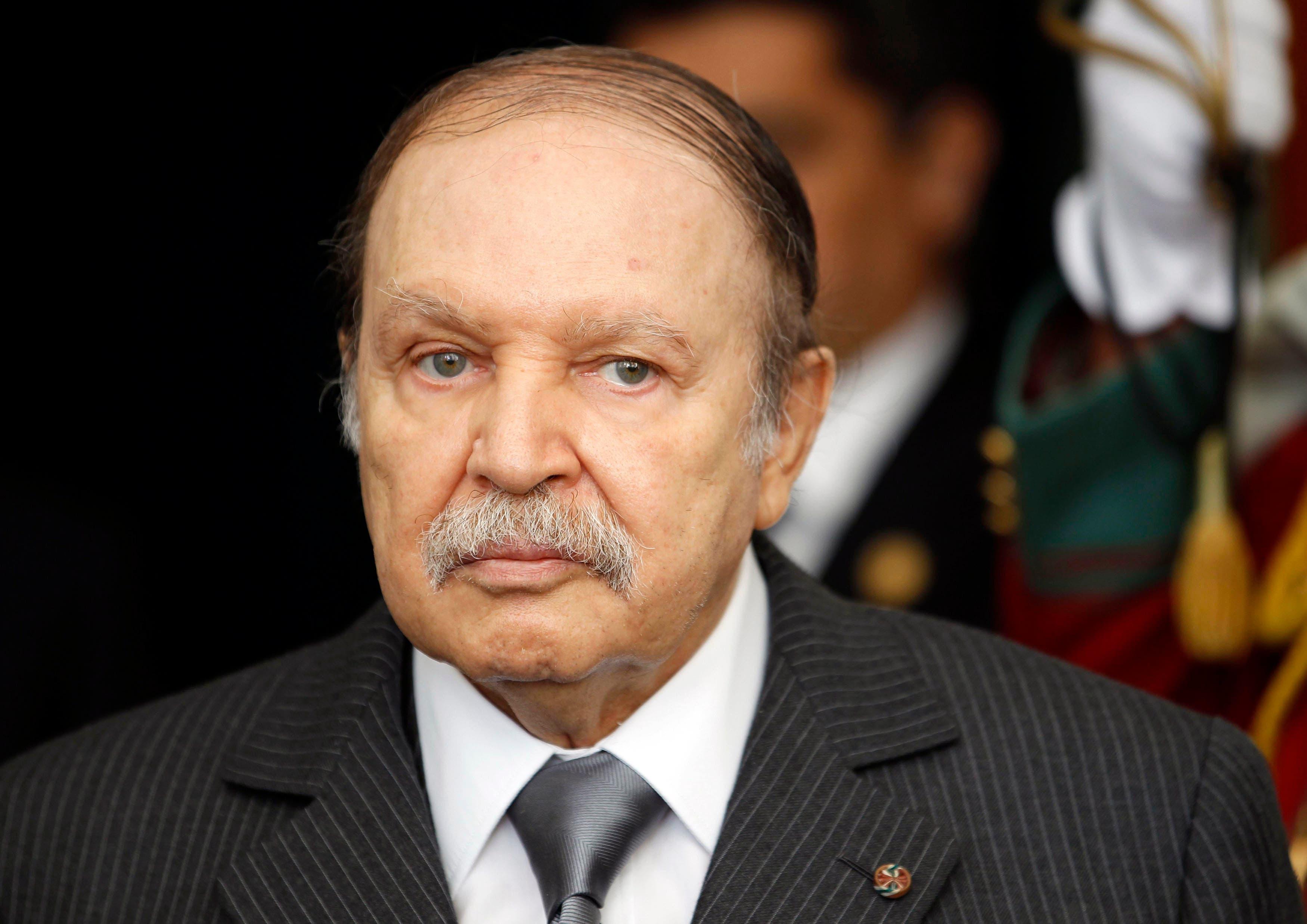 Bouteflika reuters