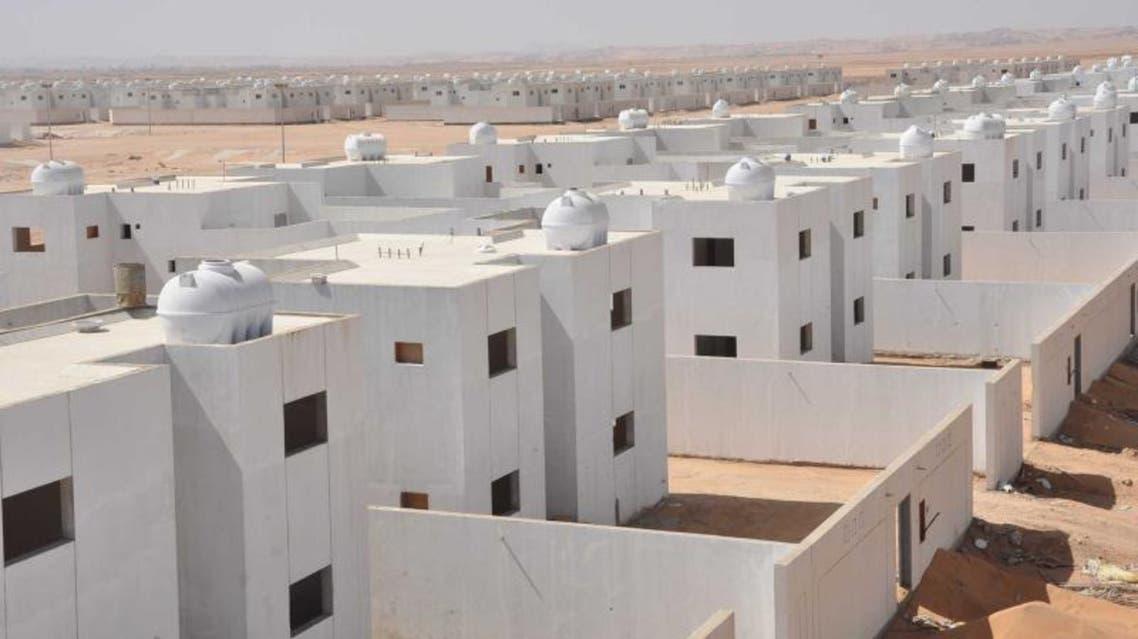 مساكن تبوك السعودية