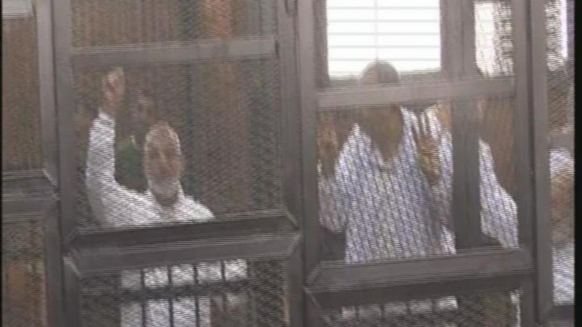 THUMBNAIL_ مصر.. أكبر محاكمة للإخوان اليوم والمرشد في الطليعة