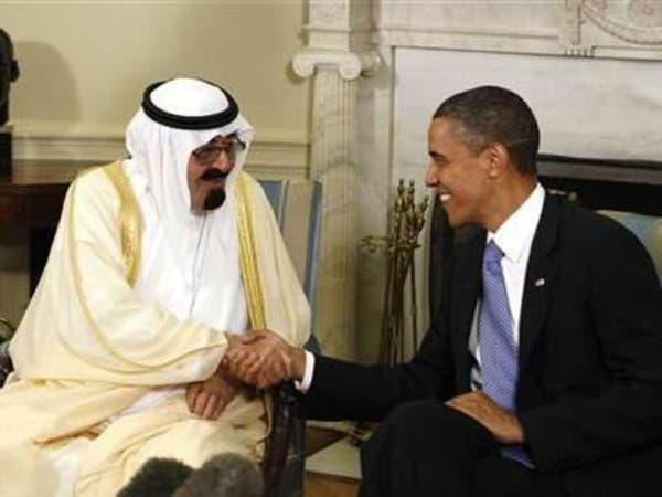 أوباما يلتقي خادم الحرمين الشريفين الخميس في الرياض