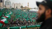 غزہ:حماس کی ریلی،مصر،اسرائیل اور فلسطینی اتھارٹی پر تنقید