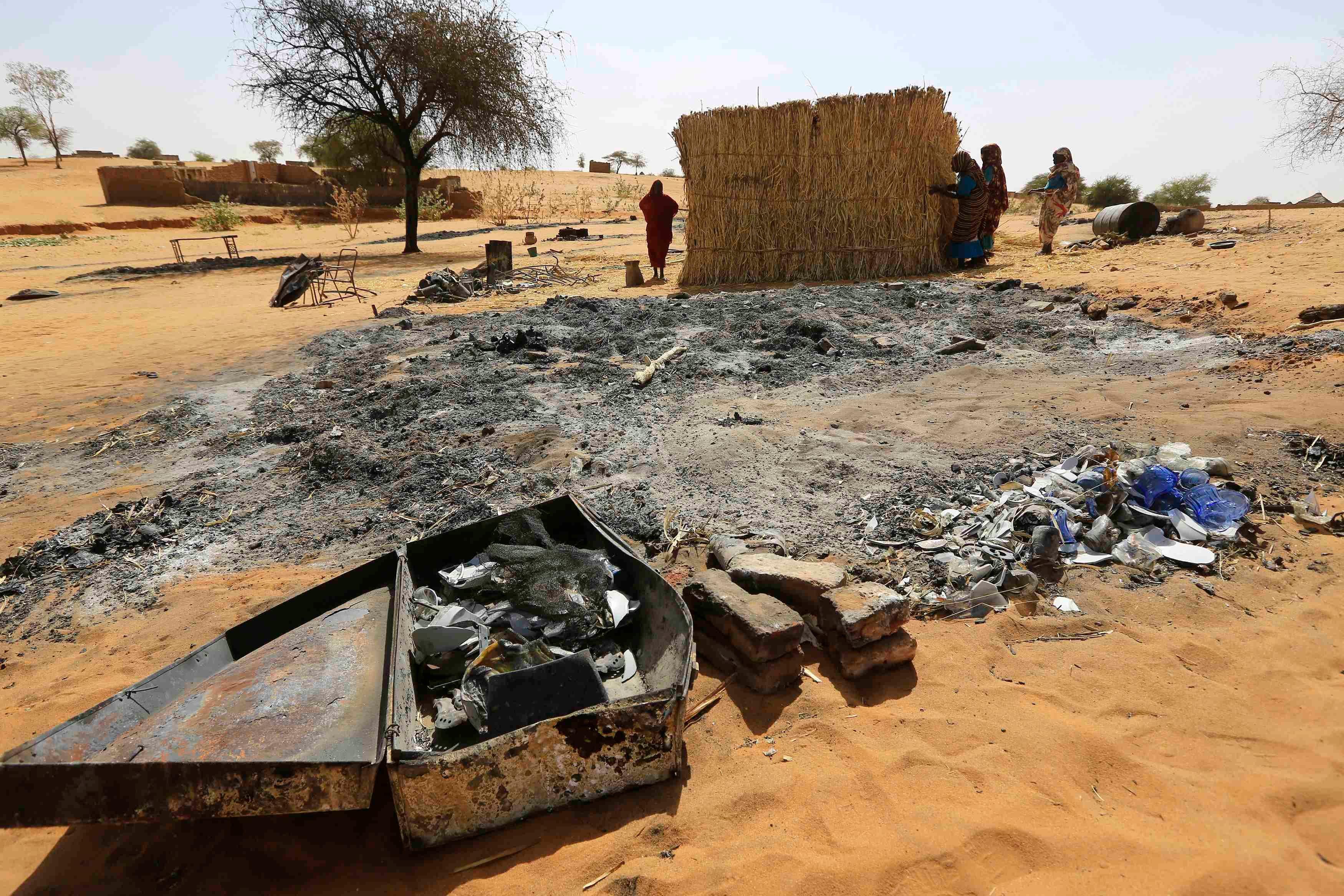من دارفور (أرشيفية)