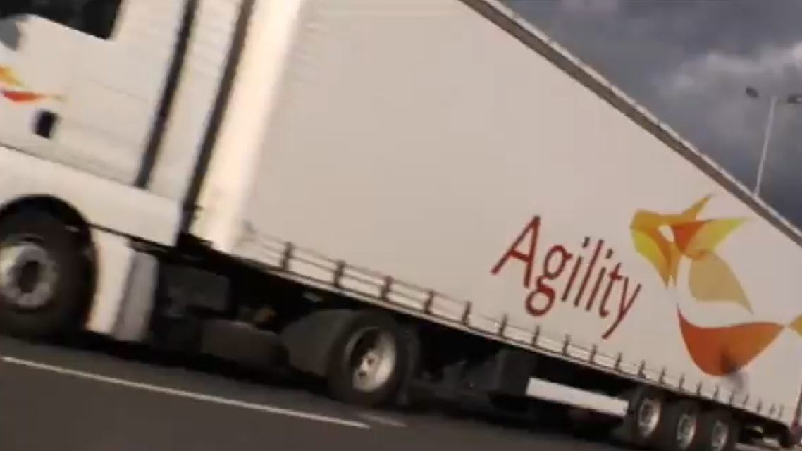 Agility is the largest logistics group in the Gulf Arab region. (Photo courtesy: Agility)