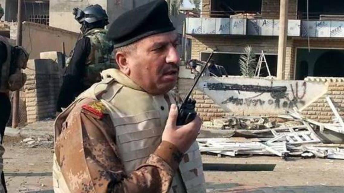 قائد شرطة محافظة ديالى اللواء الركن جميل كامل الشمري