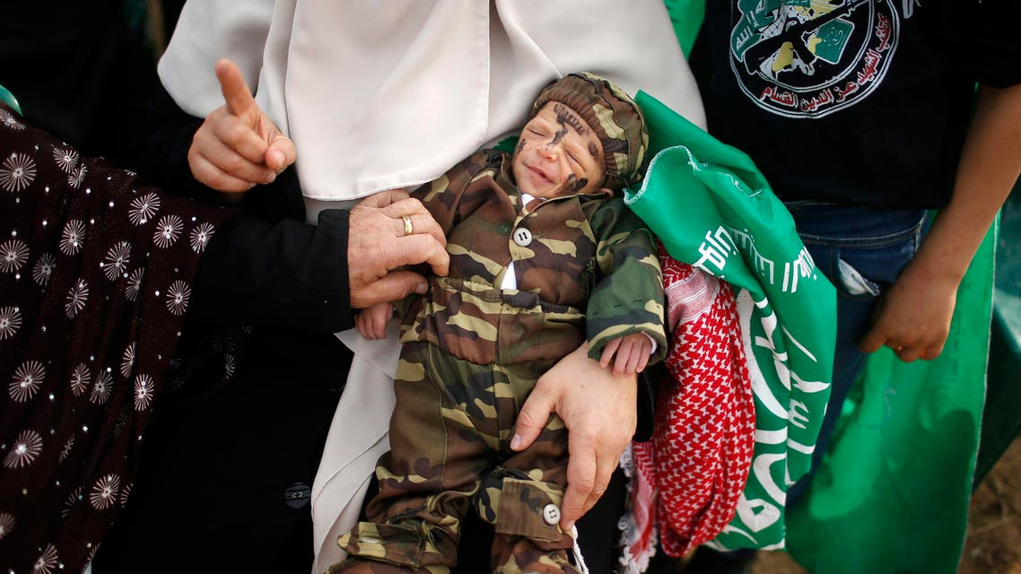 Hamas marks death anniversary of spiritual leader