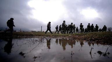 القوات الروسية تهاجم سفينة أوكرانية غرب القرم