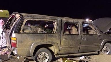 4 وفيات و22 إصابة في حادث مروري بتندحة
