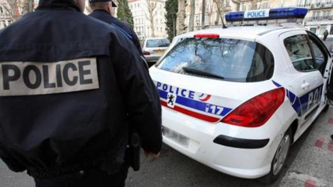 فرنسا شرطة