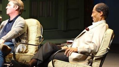خالد النبوي يجسد شخصية السادات في عمل مسرحي أميركي