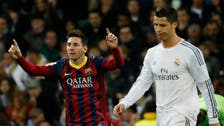Ronaldo's comments after Barcelona win spark 'cry baby' storm