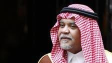 سعودی انٹیلی جنس چیف کی منصب پر جلد واپسی