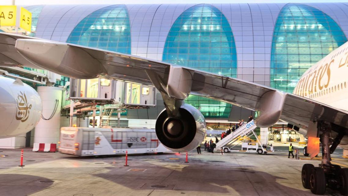 Emirates airline is one of many to fly from Dubai International Airport. (File photo: Shutterstock)
